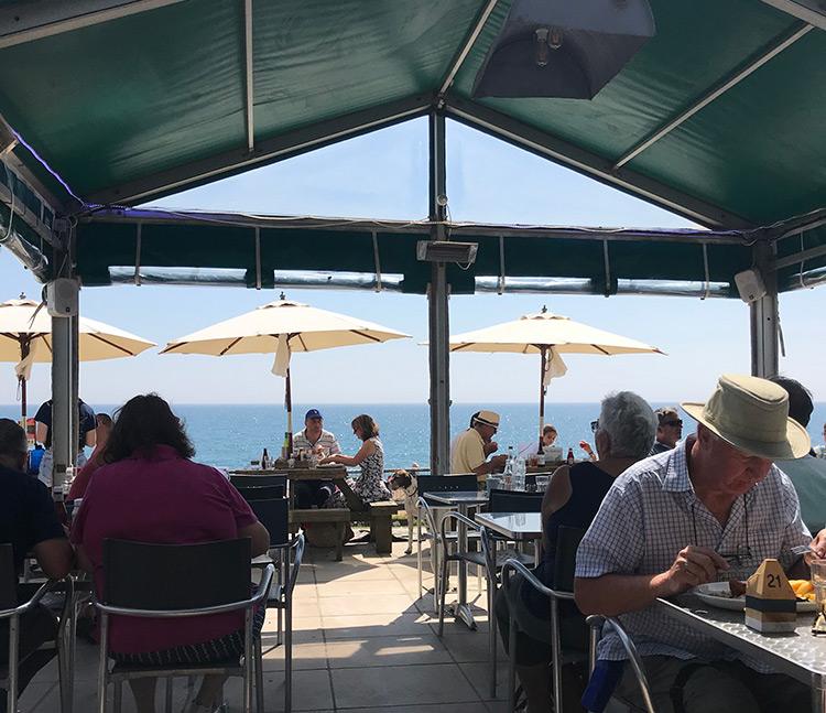 Hive Beach Café
