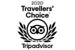 TripAdvisor 2020 Traveller's Choice award